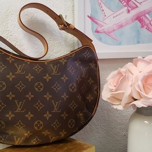 e89ab07bb062 Women s Louis Vuitton Croissant Handbag on Poshmark